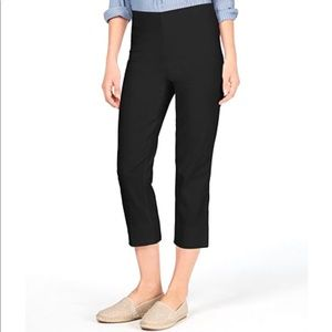 Charter Club Chelsea Pull-On Tummy-Control Capris